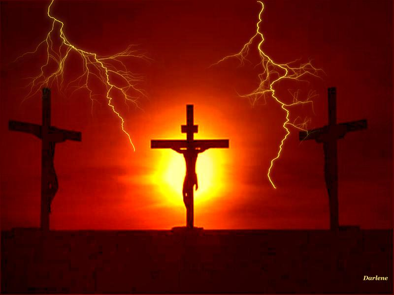 Calvary Cross Pictures of Jesus Christ
