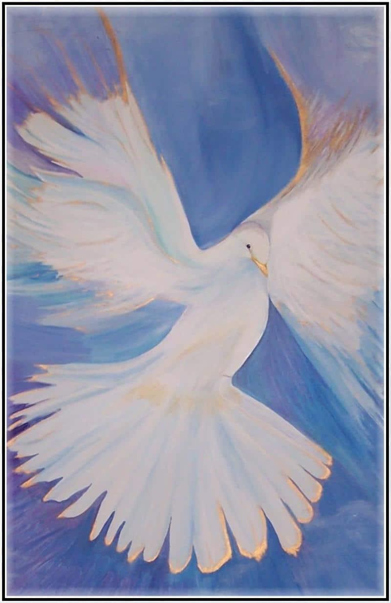 Holy Spirit Dove Wallpaper