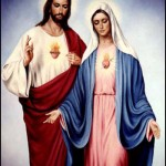 Jesus and mother Mary Pic
