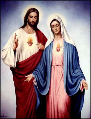 pictures of jesus and mary. Jesus and Mary Pictures