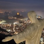 Jesus Christ Largest Statue in the world topview pic