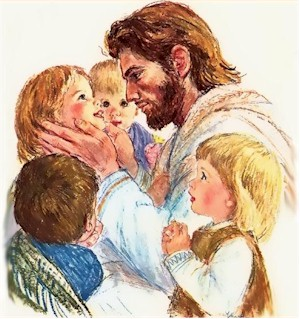 Pictures of Jesus With ChildrenJesus With Children Clip Art