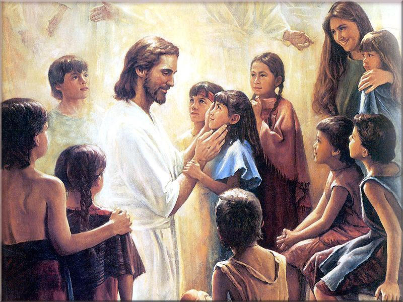 Pictures of jesus with children are given above we all know that