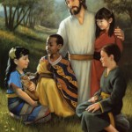 Jesus Christ Pics with children
