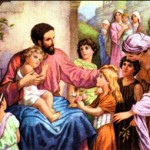 Jesus Christ Pic with children