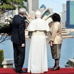 Kevin Rudd,Wife and Pope