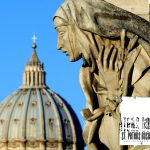 St.Peters Basilica Holy place image blue sky