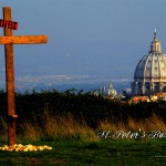 St.Peters Basilica Holy place picture