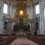 St.Peters Basilica Holy place image