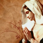 Virgin Mary Picture 0107