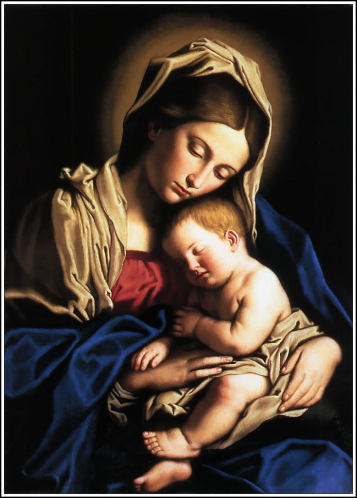 Virgin Mary Picture 0108