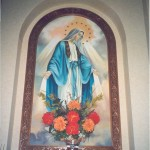 virgin mary pic church