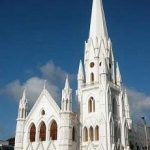 At the time it was built in gothic style
