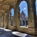 Cloisters of Santiago Cathedral