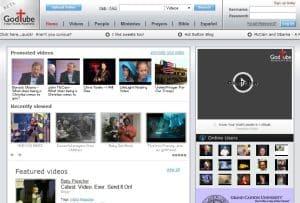 GodTube.com Preview