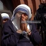 Mother Teresa on Tour