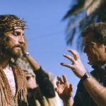 Passion Jesus and Mel Gibson