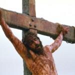 Passion Jesus on cross