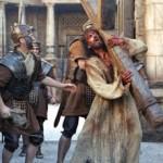Passion Jesus on the way to calvary