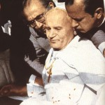 Pope john paul injured