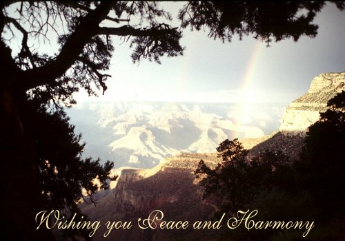 Prayer for peace and harmony