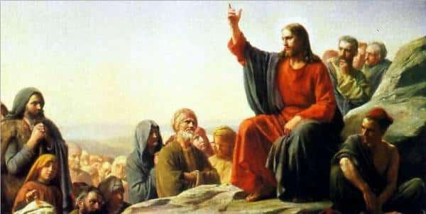 Prayer taught by Jesus Christ