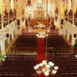 Santhome church inside