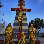 St.Thomas mount chennai city, India