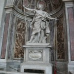 Statue of St. Longinus