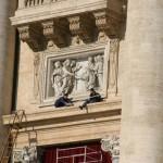 St.Peters work in progress