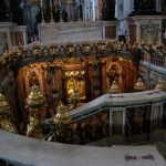 The Confessio - A 17th century sunken chapel
