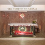 The tomb of St.Thomas