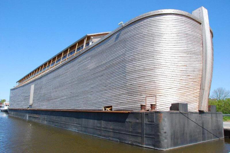 Noah's Ark – Working Replica