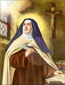 Prayer to Teresa of Avila