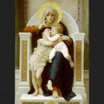 Baby Jesus and Saint John the Baptist