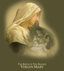Birth of Virgin Mary