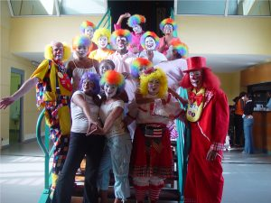 Clown Ministers