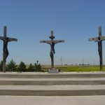 Crucifixion of Christ near Amarillo TX_0101