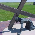 Crucifixion of Christ near Amarillo TX_0108