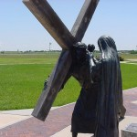 Crucifixion of Christ near Amarillo TX_0109