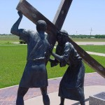 Crucifixion of Christ near Amarillo TX_0110