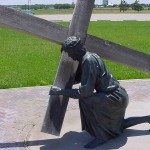 Crucifixion of Christ near Amarillo TX_0112