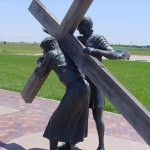 Crucifixion of Christ near Amarillo TX_0113