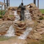 Crucifixion of Christ near Amarillo TX_0117