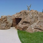 Crucifixion of Christ near Amarillo TX_0118