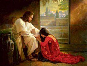 Forgiving Jesus Christ
