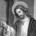 Jesus Christ Doorstep 0606