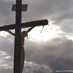 Jesus Christ on Cross 0107