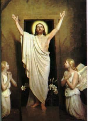 Jesus Christ Risen 0603