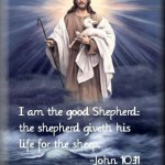 Jesus Christ Shepherd 0601